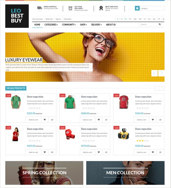 leo best buy prestashop theme1