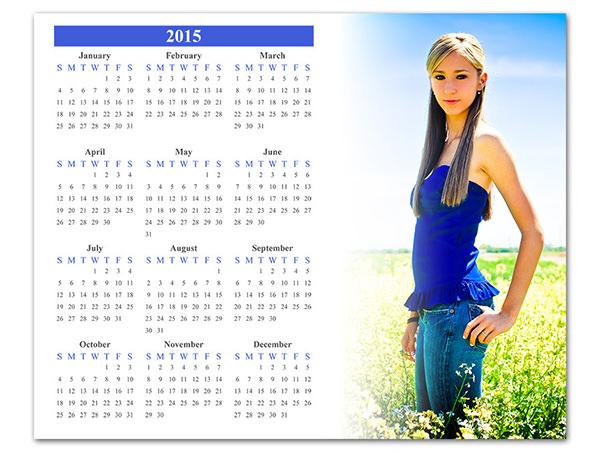 2015 calendar template1