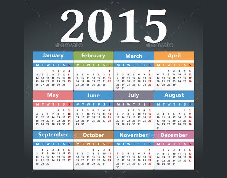 2015 calendar1