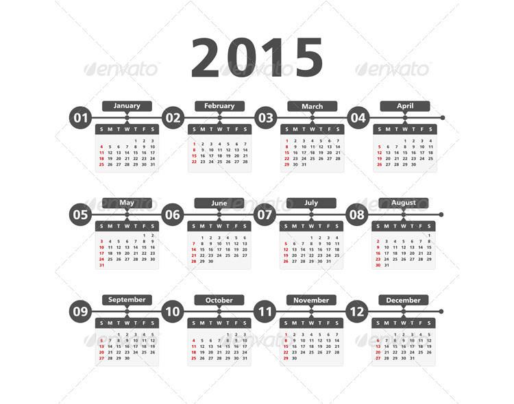 2015 calendar2