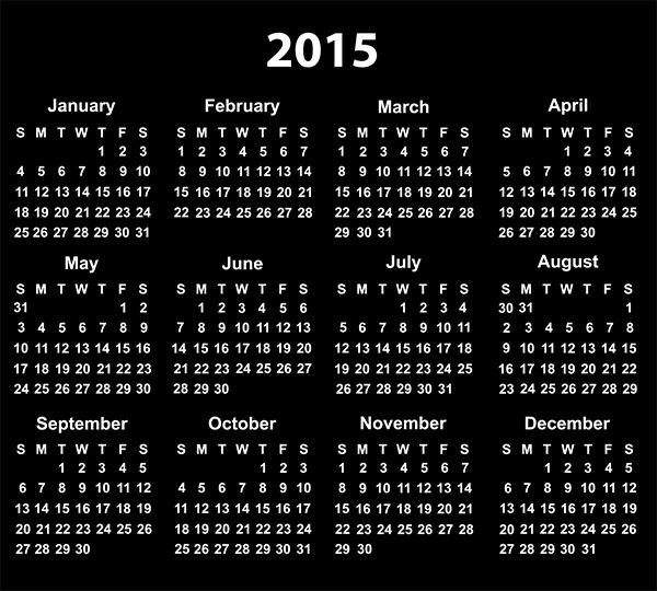 2015 calendar31