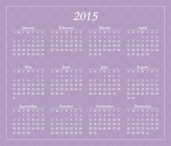 2015 calendar41