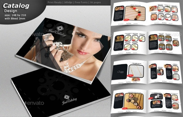 jewelry catalog design1