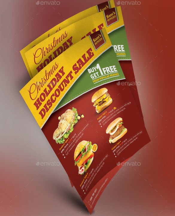 multipurpose sale flyer templates