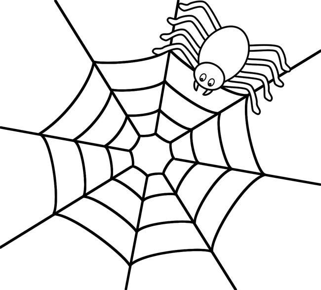 free pages templates - spider shape template 55 crafts colouring pages