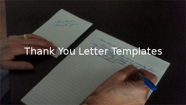 thankyoulettertemplates