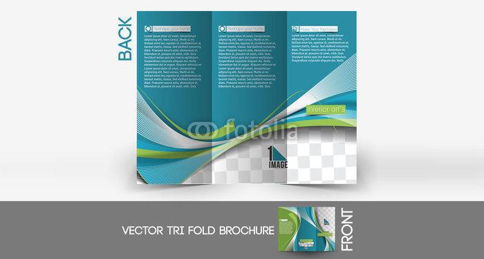 Architecture & Interior Designer Tri-Fold