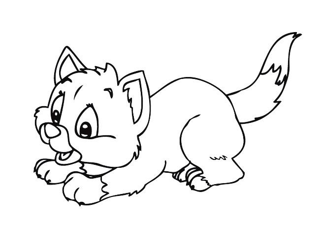 Cat Shape Template - Animal Templates | Free & Premium ...