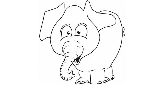 Elephant Template | Elephant Template Animal Templates Free Premium Templates