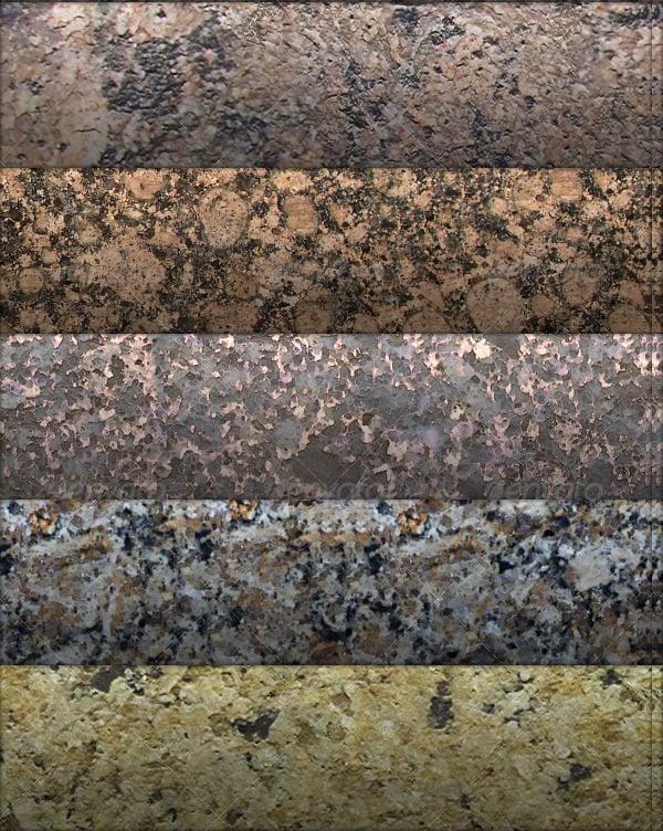 8 tileable marble photoshop textures