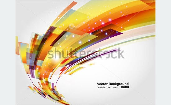 abstract background vector 2