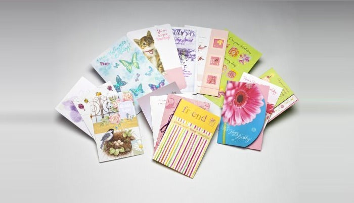 american greetings just for her birthday greeting card set birthday