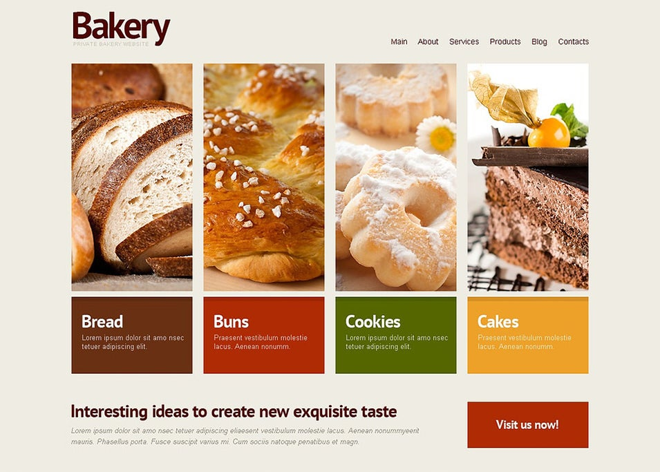 bakery wordpress theme1
