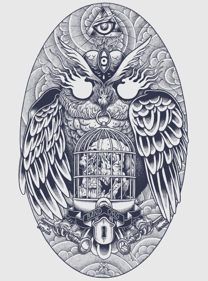 bandorg owl