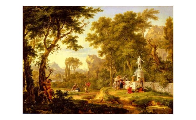 45 baroque period paintings free premium templates for Oil painting templates