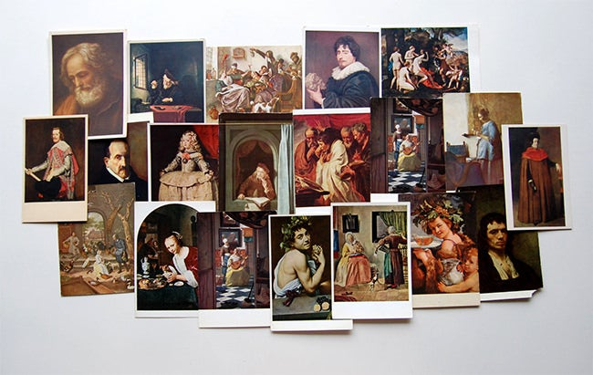 baroque period paintings