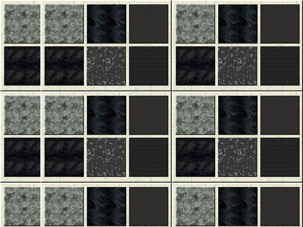 black marble textures pack