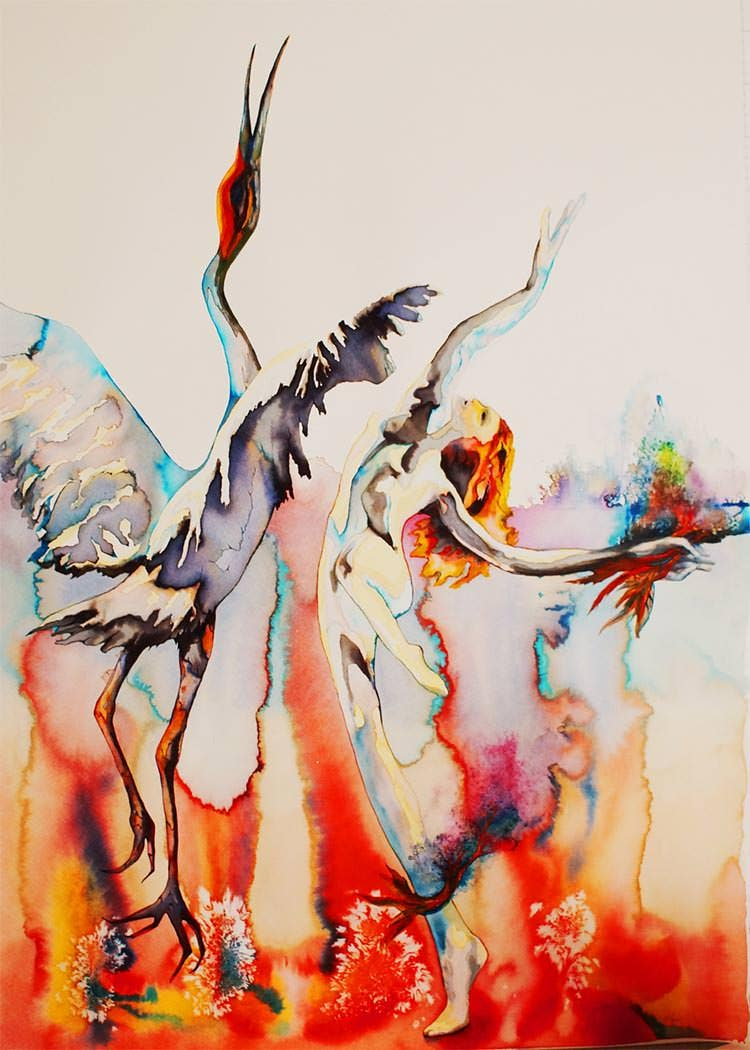 45  amazing metamorphosis paintings  u2013 inspiring collection