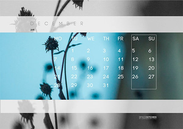 calendar 20153
