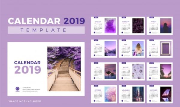 calendar-template-2019