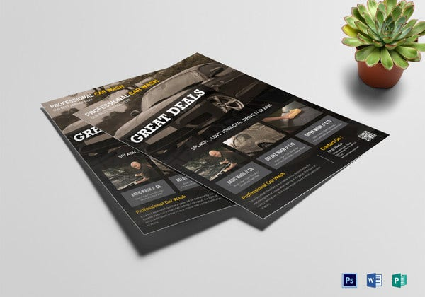 car-wash-advertising-flyer-template