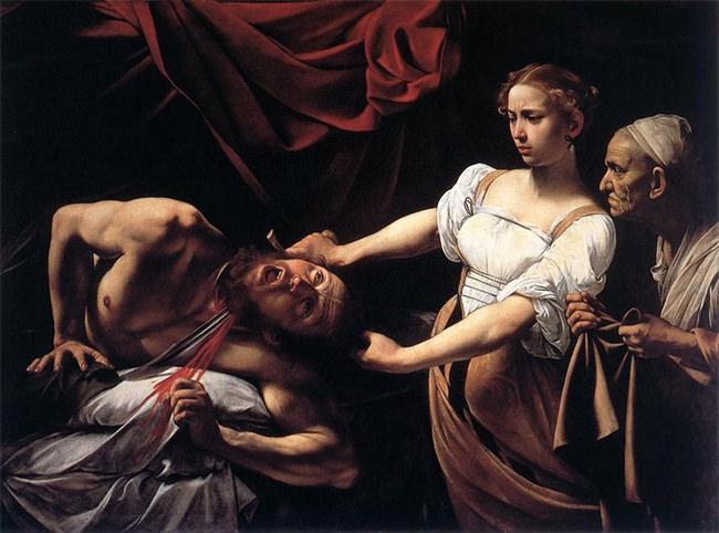 caravaggio 1573 1610