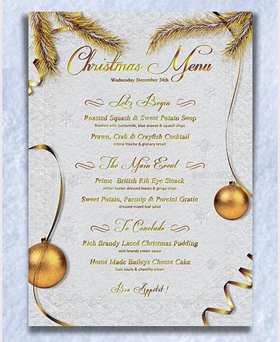 christmas menu christmas menu flyer template christmas menu christmas 01u5Lkhu