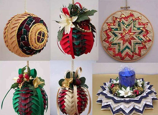 christmas ornaments craft
