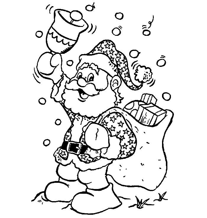 christmas santa template for kids - Art Templates For Kids