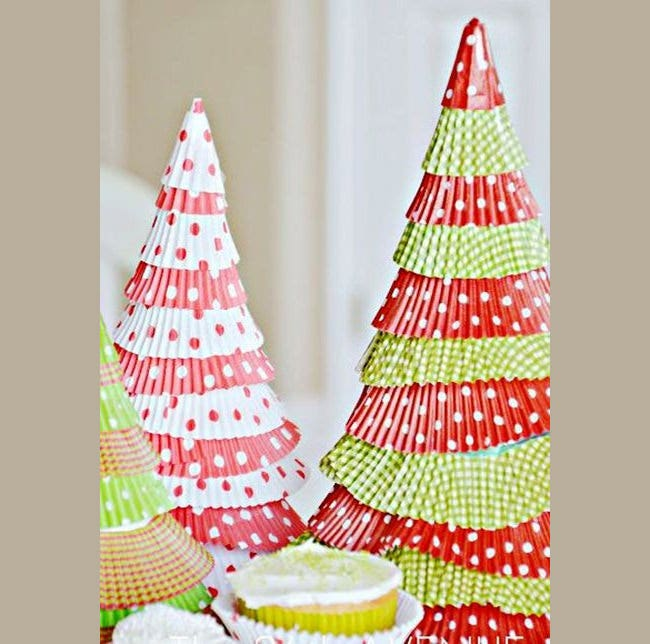 christmas tree decor crafts