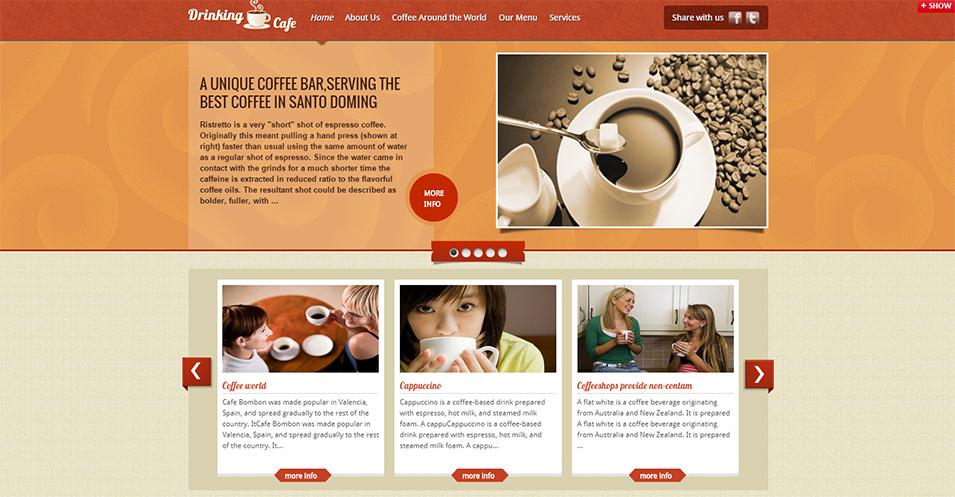 Coffee Theme