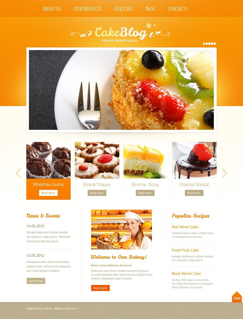 15 best cooking wordpress templates themes free premium templates cooking wordpress theme forumfinder Image collections