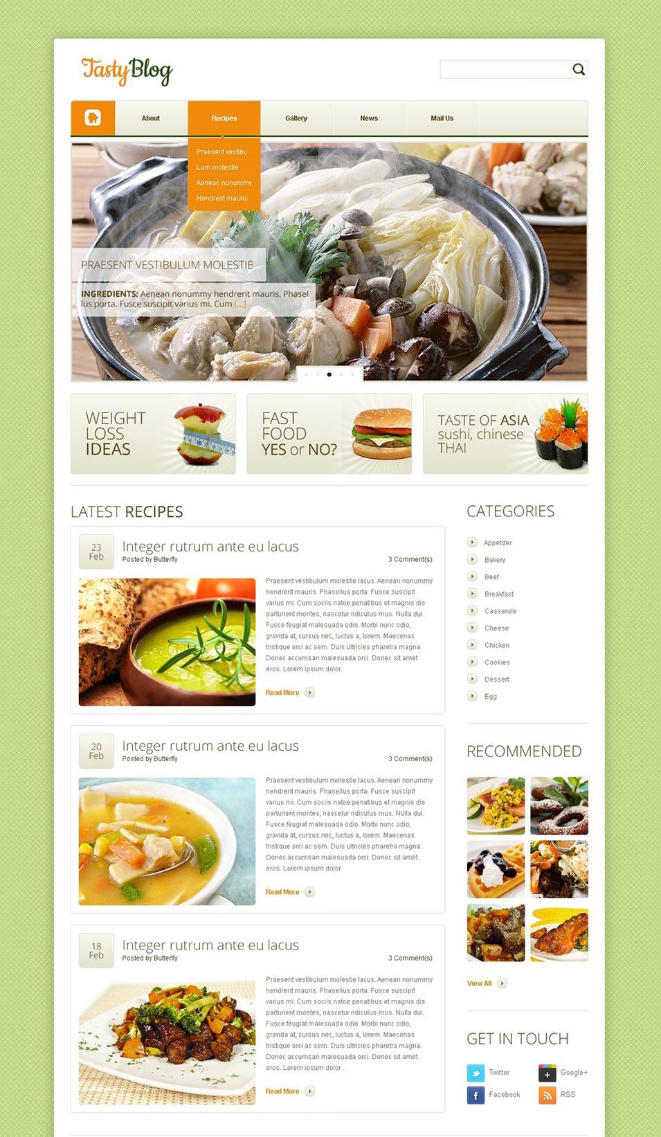 cooking wordpress theme3