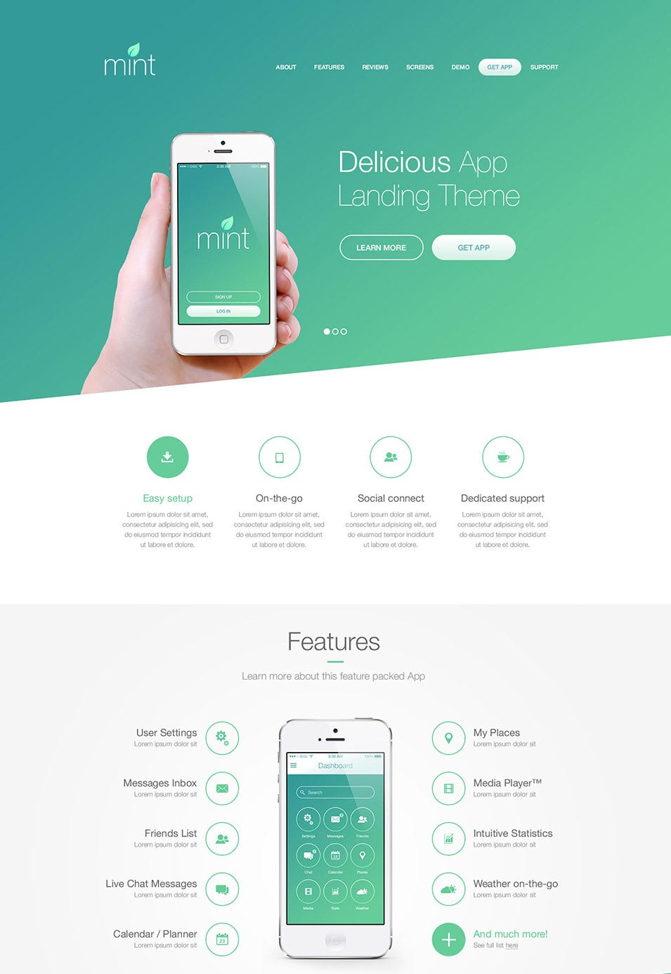 15 best psd app templates free app template psd free for App templates free