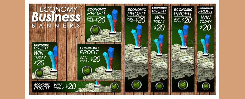 economy business banners ad1