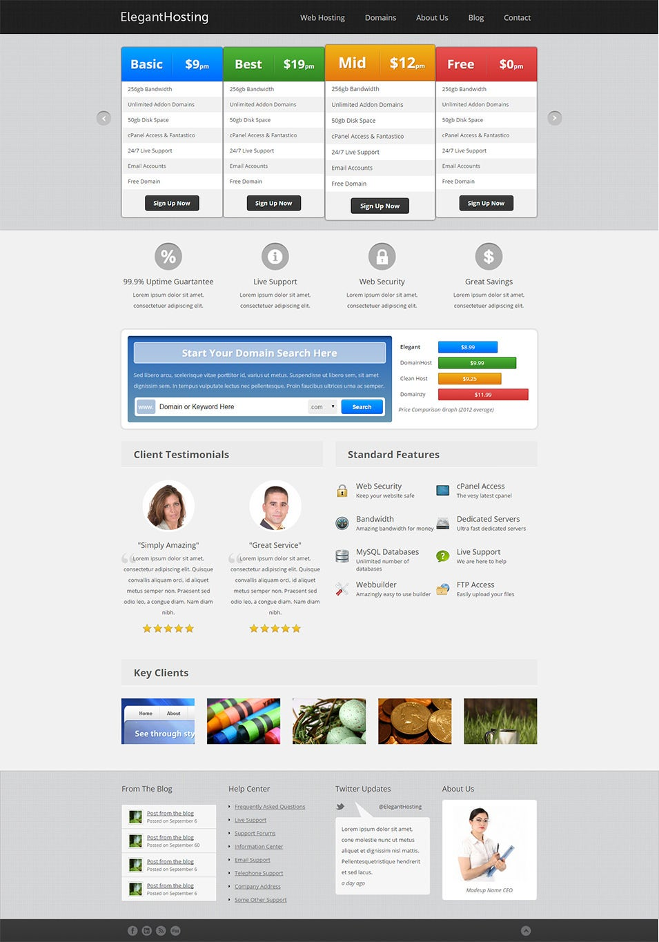 download - Html Templates Free Download