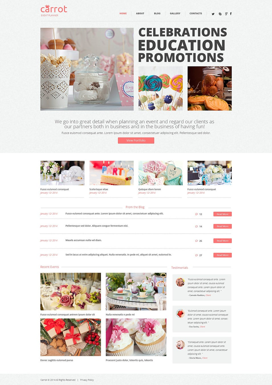 12  Best Event Planning Website Templates to Download Free   Premium itpRwedg