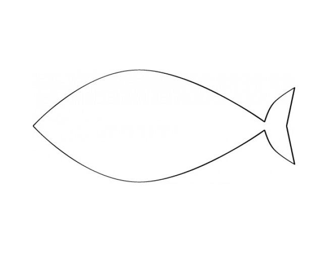 Printable fish outline yolarnetonic fish template 50 free printable pdf documents download free maxwellsz
