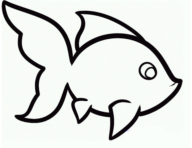 image relating to Fish Outline Printable titled 39+ Fish Templates Free of charge Top quality Templates