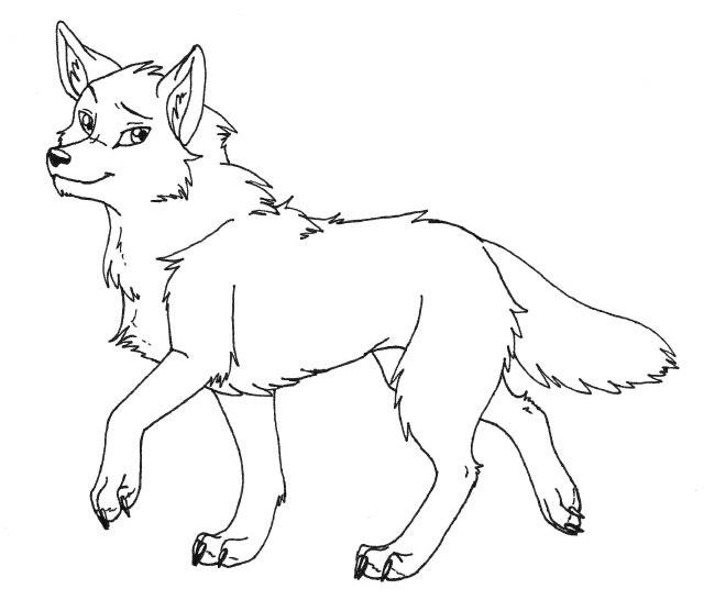 fox template 36