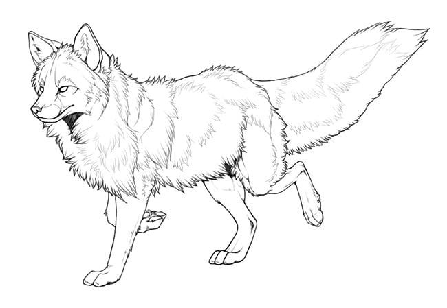 fox template 37