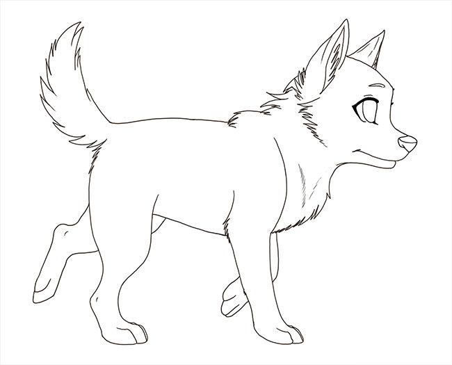 fox template 38