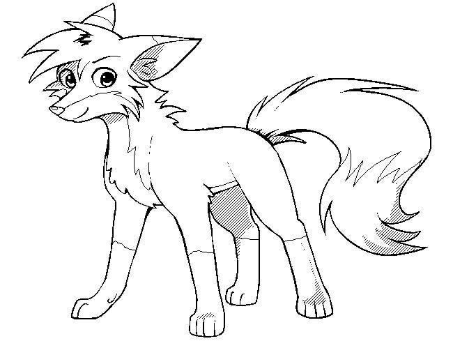 fox template 5