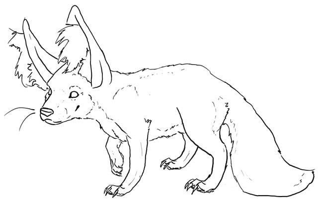 fox template 7