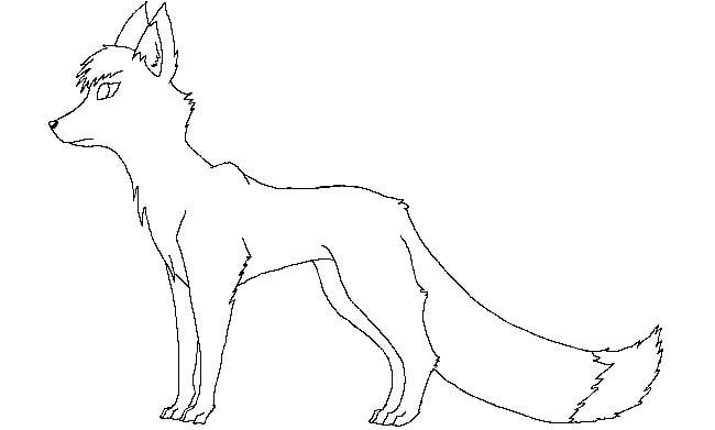 fox template