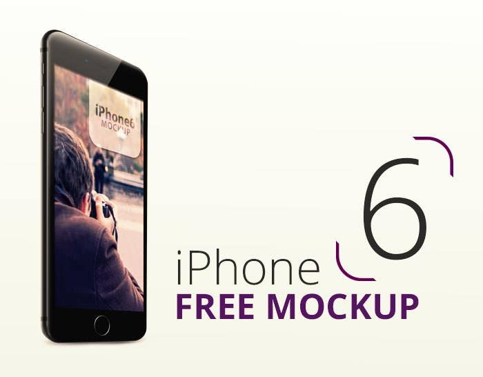iphone 6 for free 55 best iphone6 psd mockup templates amp designs free 2635