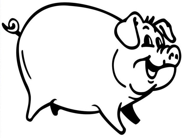 Pig Template Animal Templates Free Premium Templates