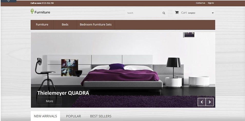 furniture prestashop