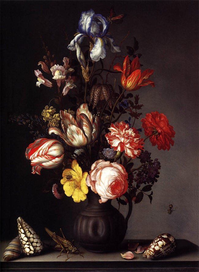 general still lifes balthasar van der ast