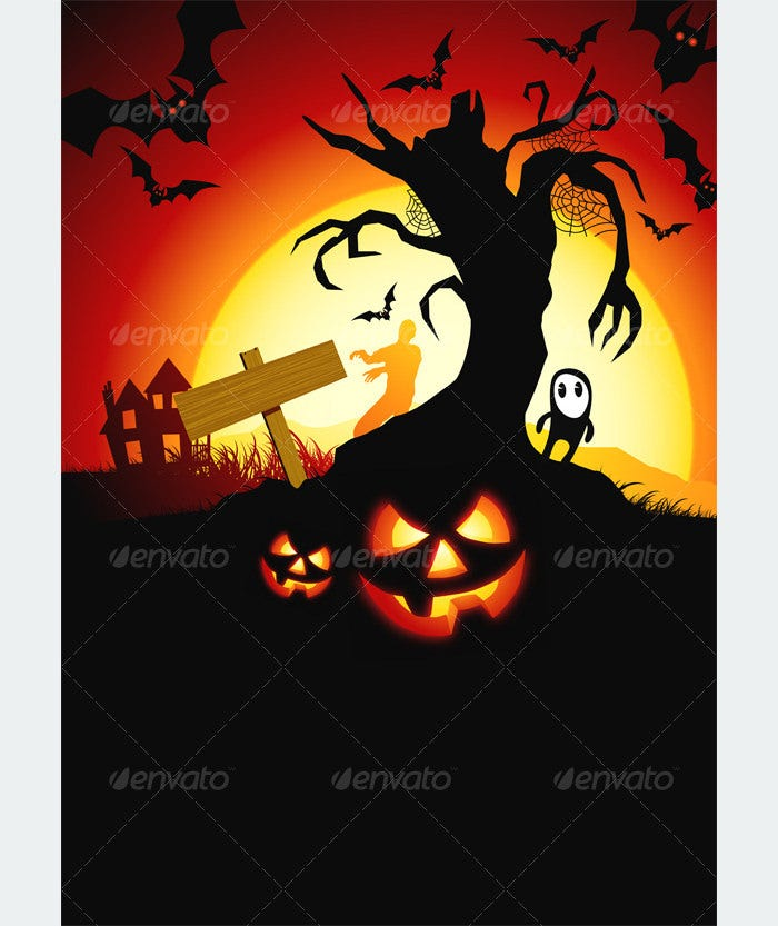 halloween background 43